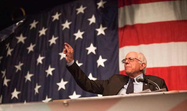 Berniefest, a comedic fundraisers for the Sanders campaign, is a good opportunity for one last hurrah at Cameo before it closes next month. Photo: Bernie Sanders