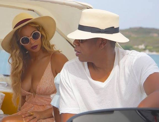 Thursday's Lit event, which is dedicated to Jay Z and Beyonce, will please both the glitterati and the literati. Photo: Beyonce