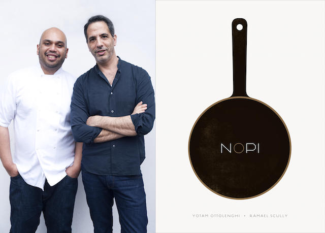 Yotam Ottolenghi and Ramael Scully will be discussing their new cookbook, NOPI, in Park Slope on Thursday night. Photo: Brooklyn by the Book