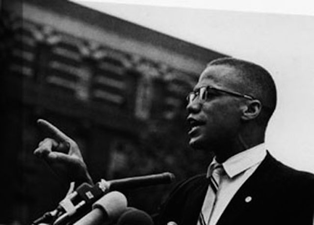 Learn about Malcolm X's influence in Brooklyn at a special talk on Monday night at Brooklyn Historical Society. Photo: MalcolmX.com