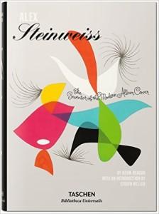 """Alex Steinweiss"" by Kevin Regan and Steven Heller (Amazon.com)"