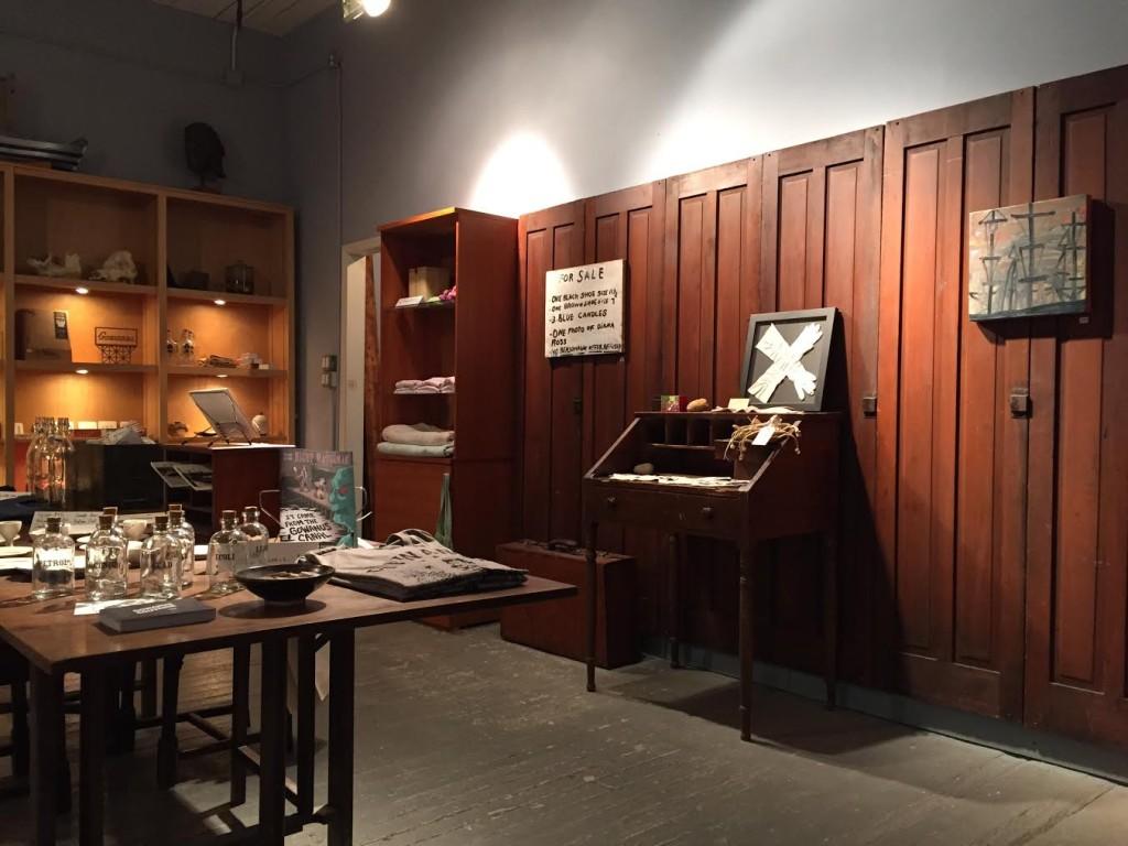 Inside the shop. Photo: Gowanus Souvenir Shop
