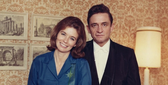 """June Carter and Johnny Cash are at the center of """"The Winding Stream."""" Photo: IFC Center"""