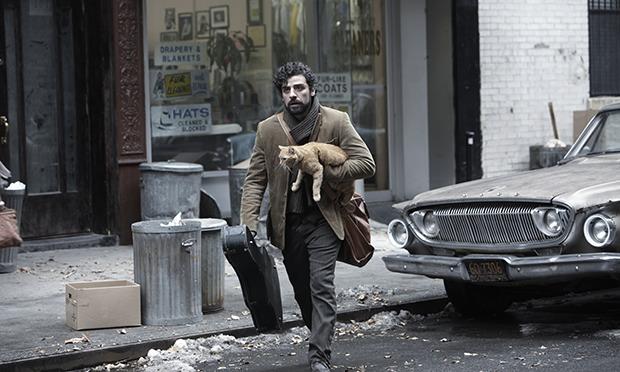 Someone get him a warmer coat, please. Photo: CBS Films