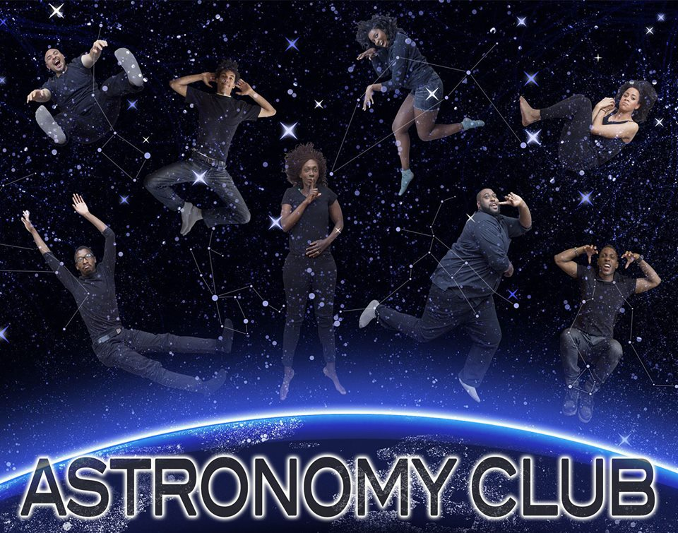 Celebrate MLK Day a new way this year-- with comedy! UCB sketch comedy group the Astronomy Club is doing a special show on Monday night in honor of the iconic civil rights activist. Photo: Astromony Club