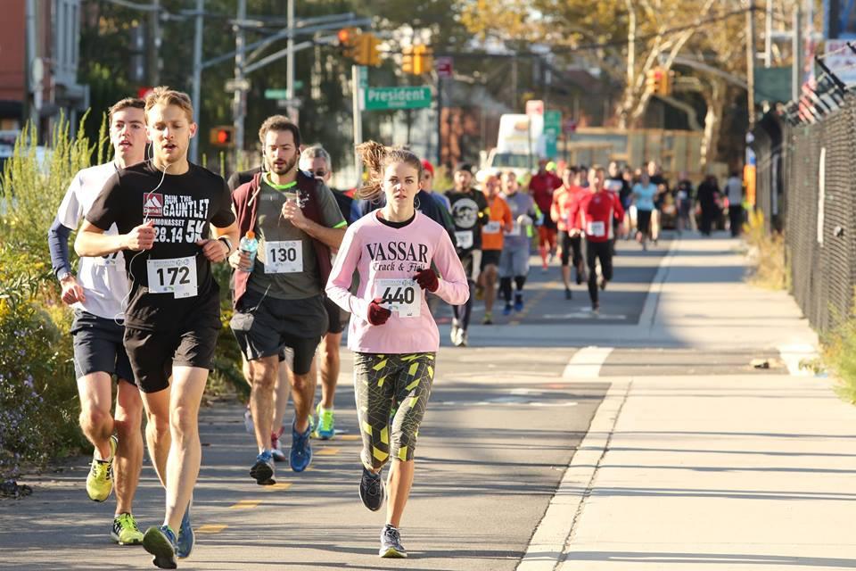 Brooklyn Greenway Half Marathon and 5K