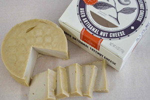 Treeline Cheeses come in several styles, including this classic aged variety. Photo: Treeline