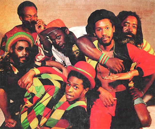 Get those spring vibes going with Steel Pulse. Photo: Steel Pulse
