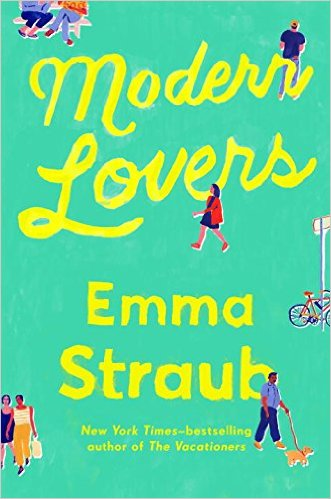 modern lovers by Emma Straub 2