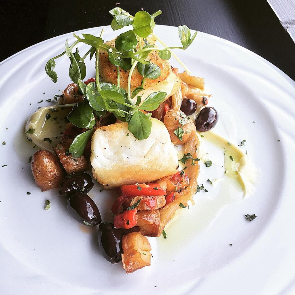 Craft Work is one of Haimerl's go-to dinner spots. Photo: Craft Work