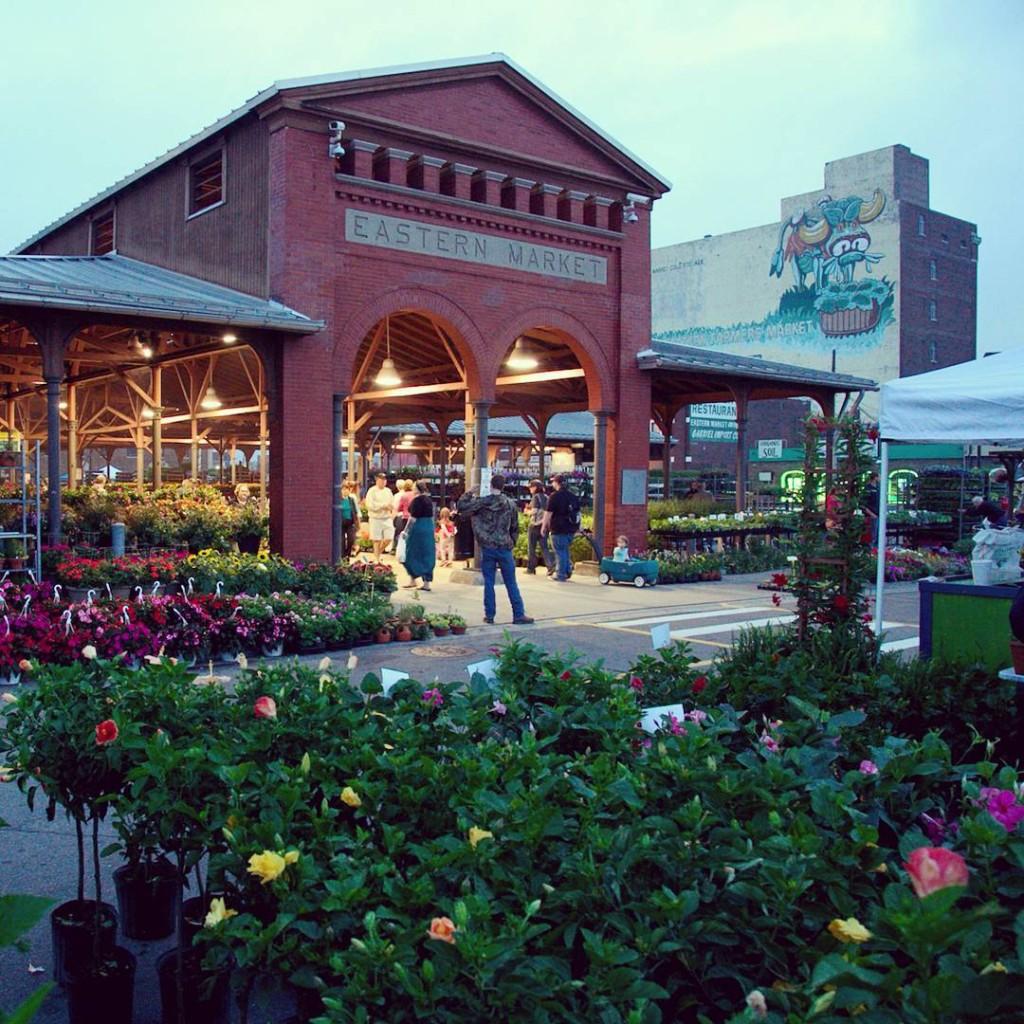 Eastern Market. Photo: Eastern Market