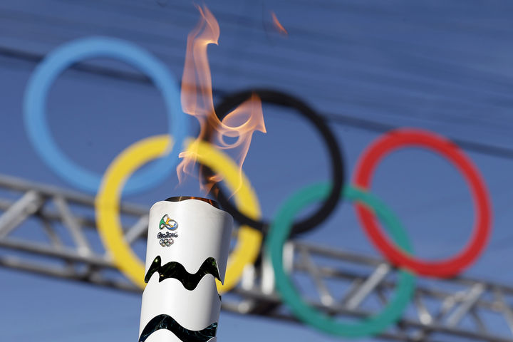 Opening ceremony for the Rio Olympics is Aug. 5.