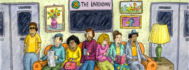 Photo: Roz Chast/ From the Collections of the Museum of the City of New York