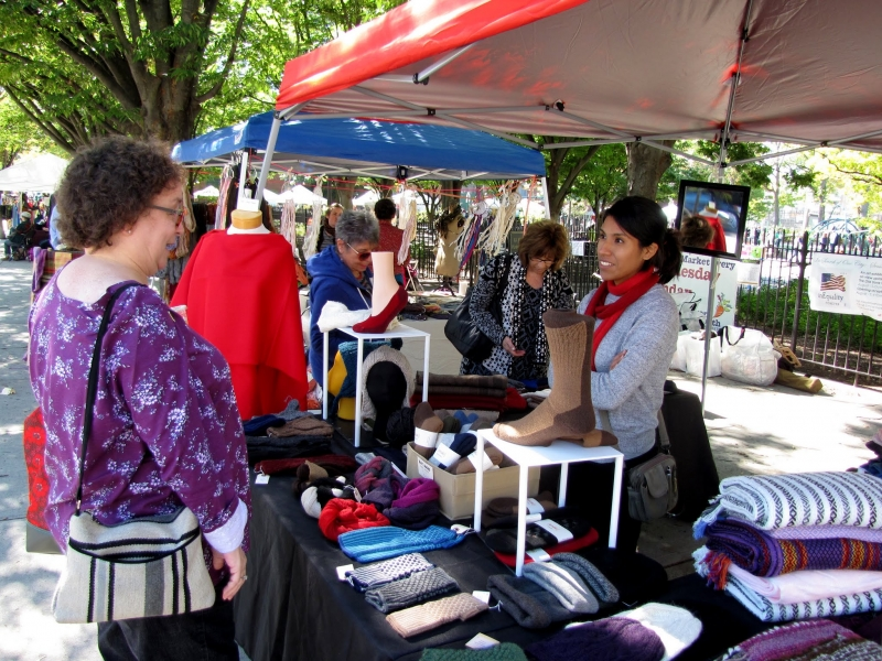 The Kings County Fiber Fest returns this weekend. Photo: Bob Levine