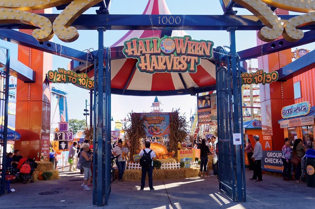 Luna Park Halloween Harvest
