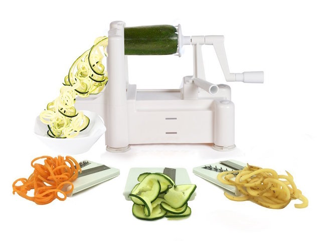 If you were looking for a way to make your vegetables more fancy, this is it. Photo: Amazon