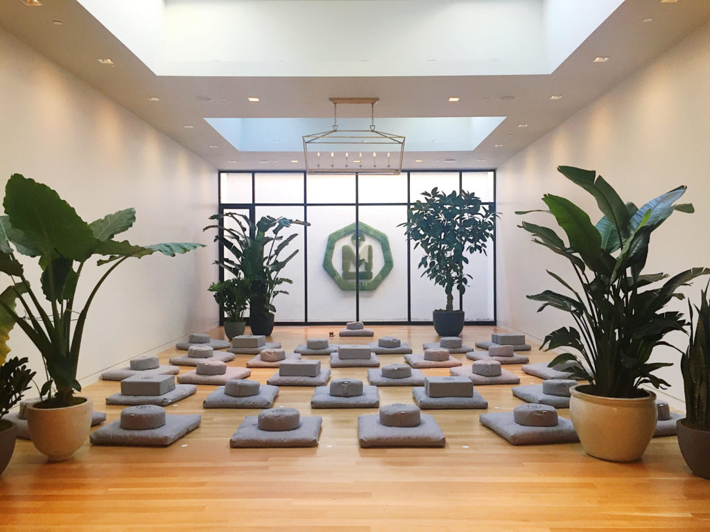 A New Meditation Studio Finds An Om In Williamsburg