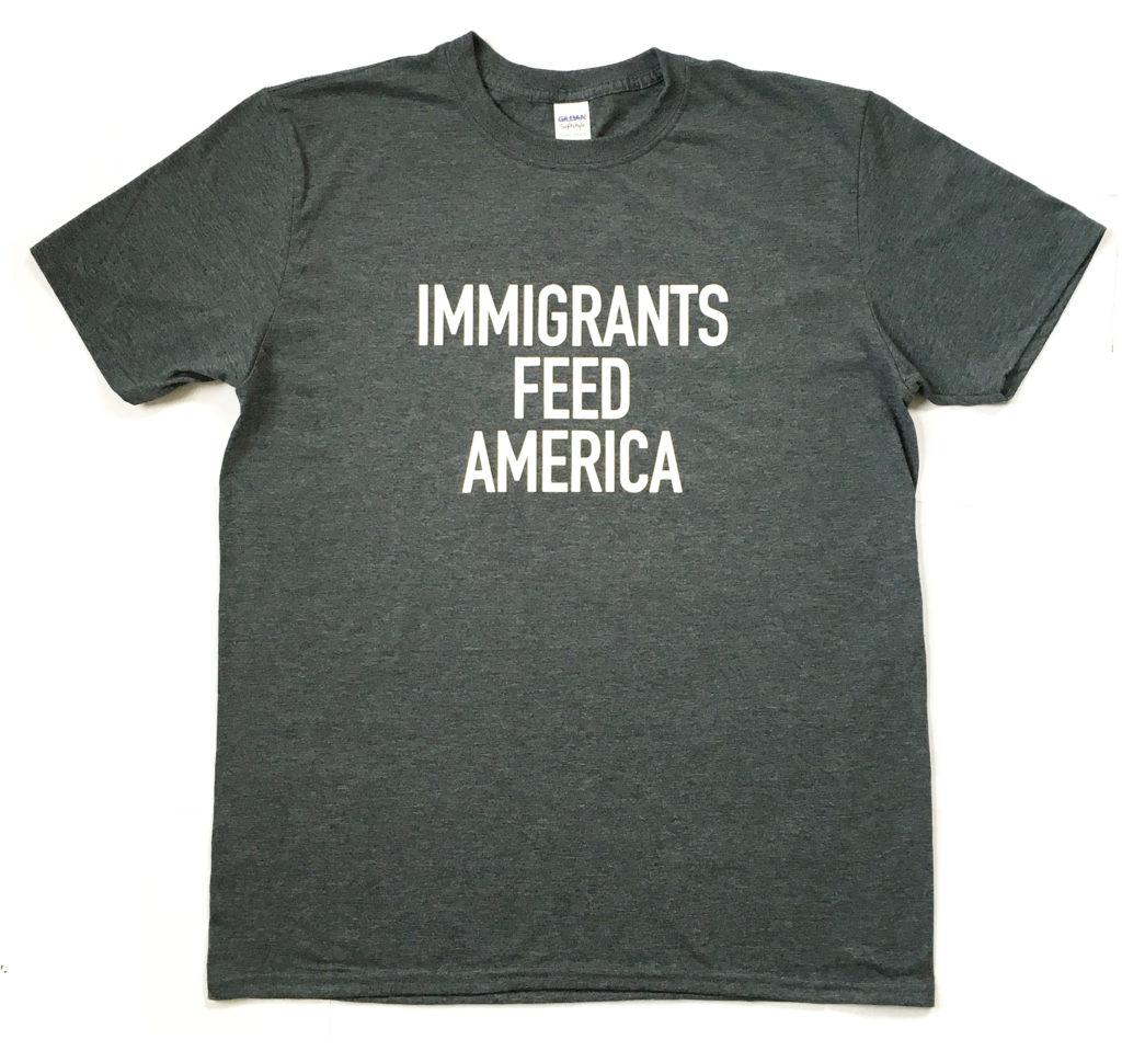 immigrantTeeshirtfront