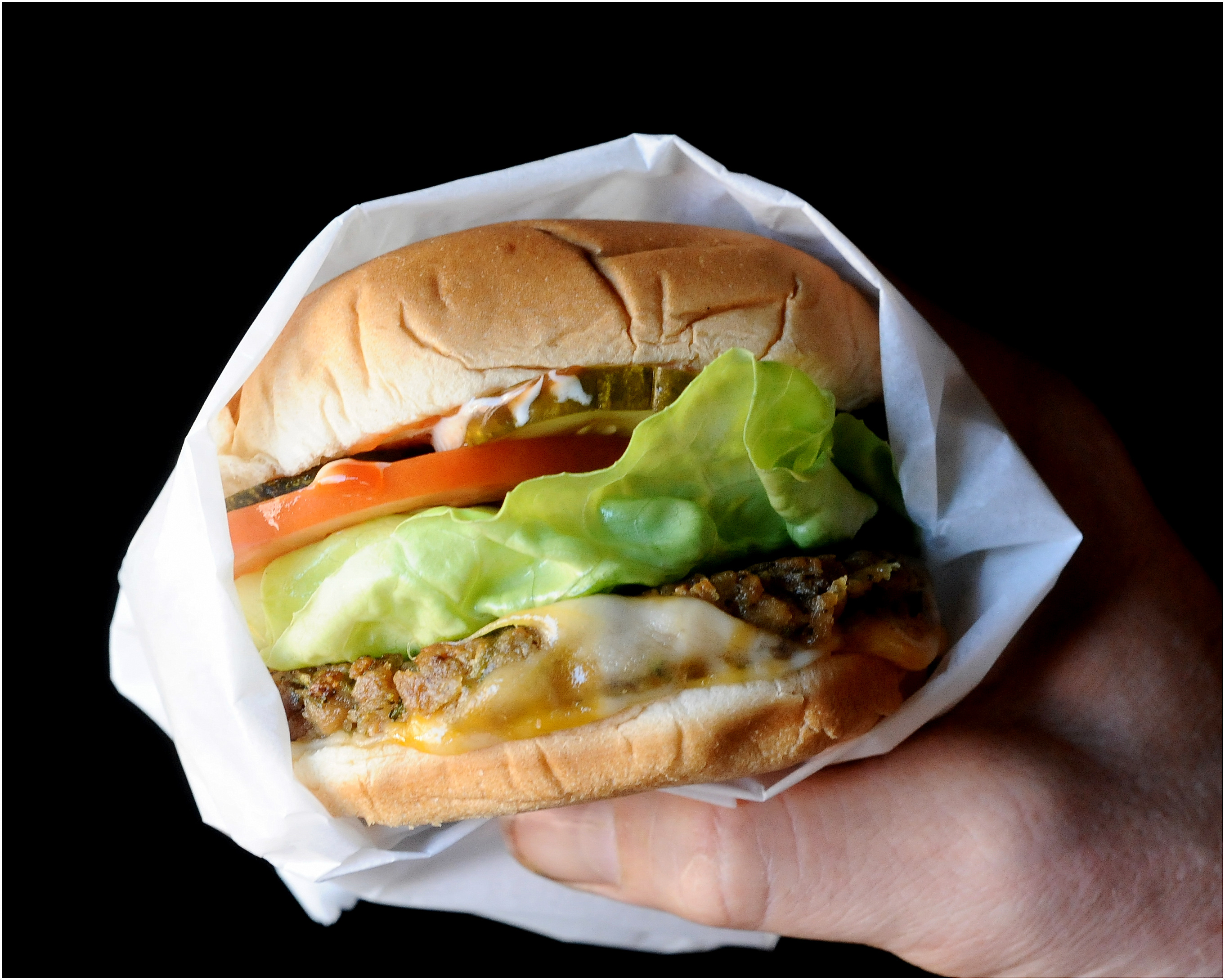 Where to find the best veggie burgers in Brooklyn