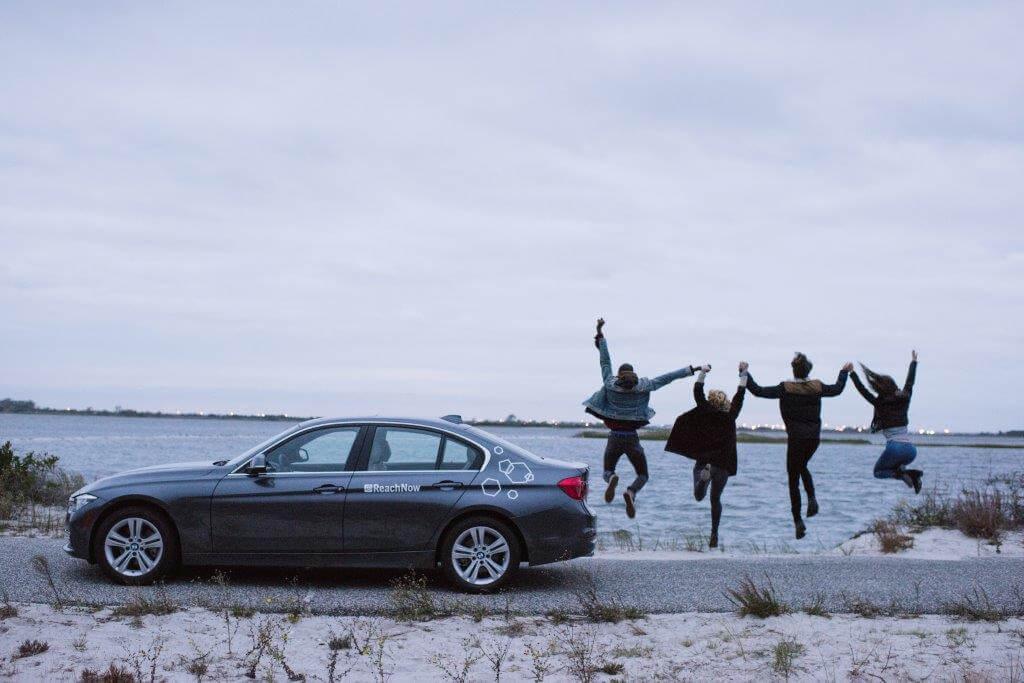 Rental Car Brooklyn: Car Rental Brooklyn: ReachNow Free-Floating Car Share