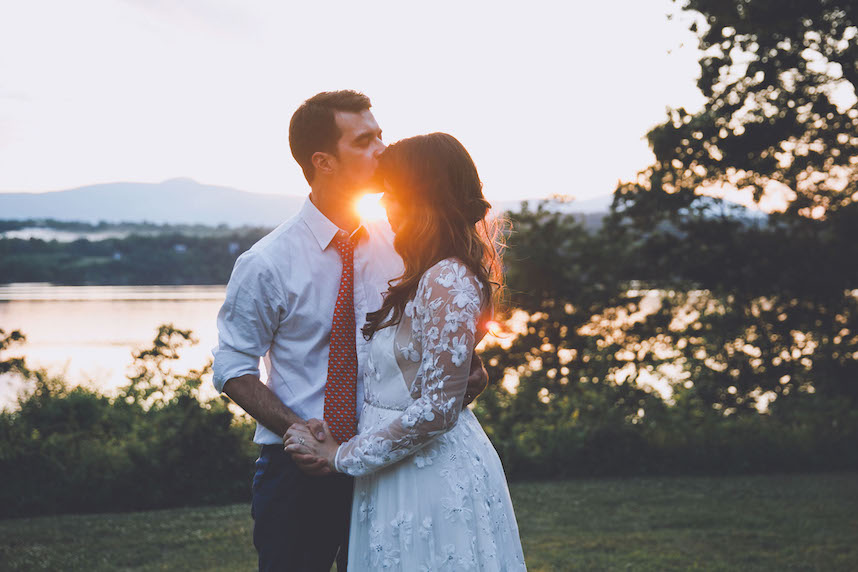 Hudson Valley weddings are all the rage  Here's what one