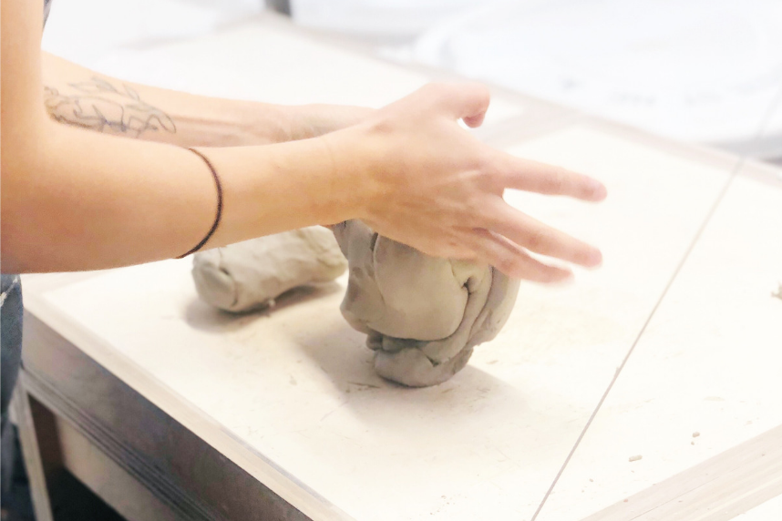 Meditating on the ancient art of ceramics at the new Bklyn Clay