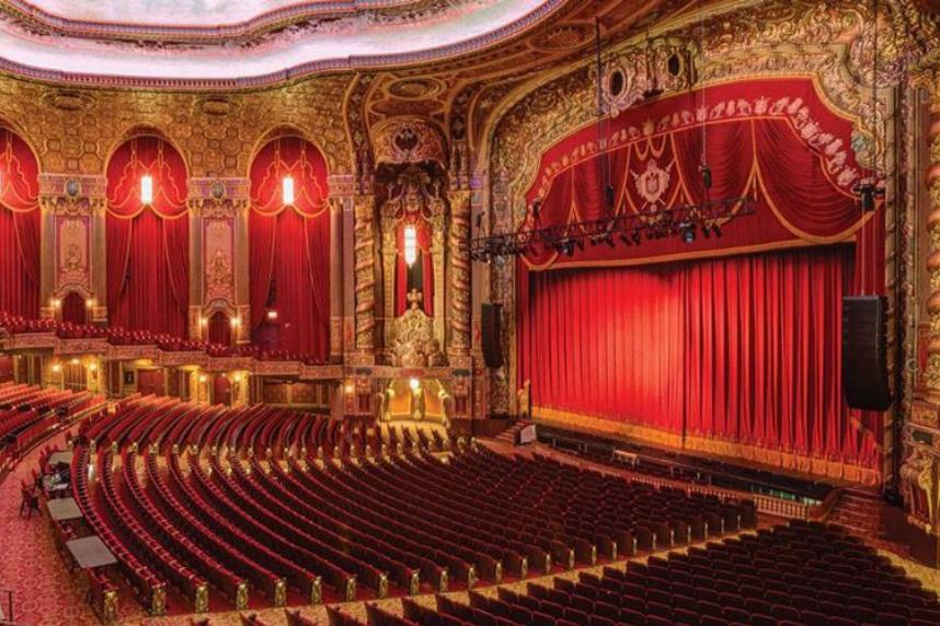 Tour The Historic Kings Theatre On Thursday