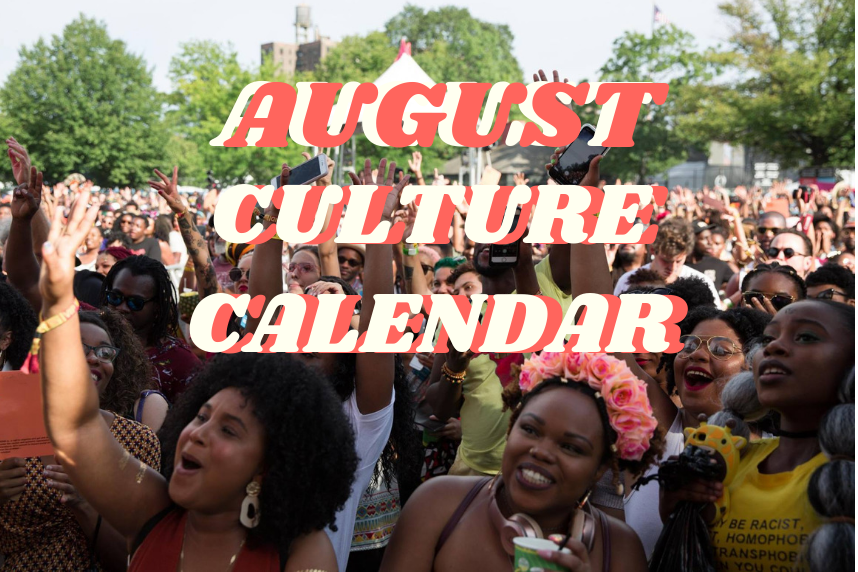 10 Culture Essentials for August
